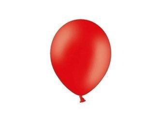 Balony Celebration 23 cm - czerwone - 100 szt.