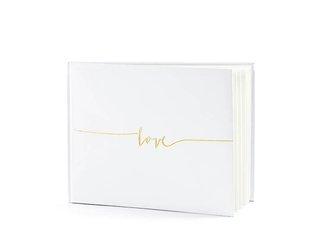 Księga Gości - 24 x 18,5 cm - 22 kartki