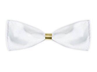 Obrączki papierowe na serwetki - złote - 10 szt.