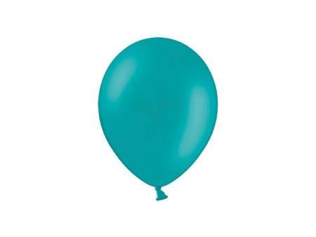 Balony Celebration 23 cm - ciemny turkus - 100 szt.