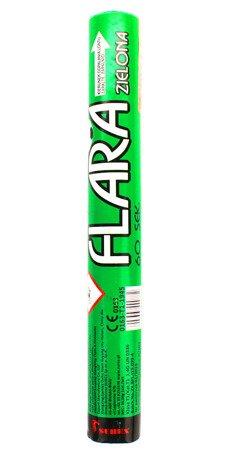 FLARA - Zielona z białym dymem - Lontowa - ZX8017 - Surex