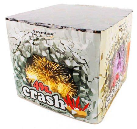 WYRZUTNIA CRASH - TXB583 - Triplex