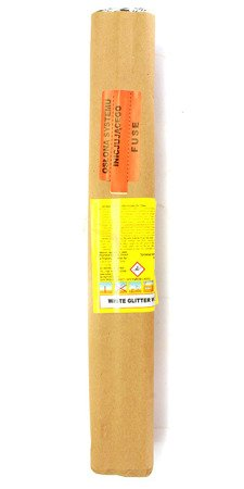 Wyrzutnia rzymskich ogni - Biała brokatowa wierzba - CS3329Q - Surex