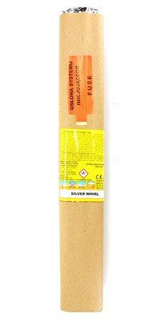 Wyrzutnia rzymskich ogni - Srebrne wiry i chryzantemy - CS3329E - Surex