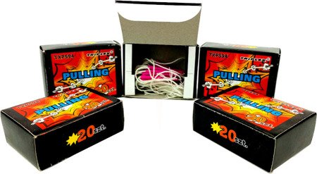 ZESTAW - 5 x PULLING/SZNUREK - TXP594 - Triplex